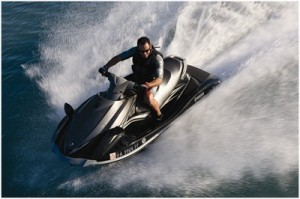Lake Travis rental Yahmaha WaveRunner VX Deluxe