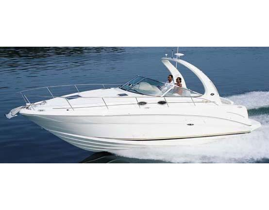 This is an exceptional ONE owner boat with only 94 engine hours, ...