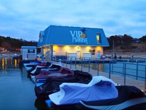 Jet Ski Dock VIP Marina