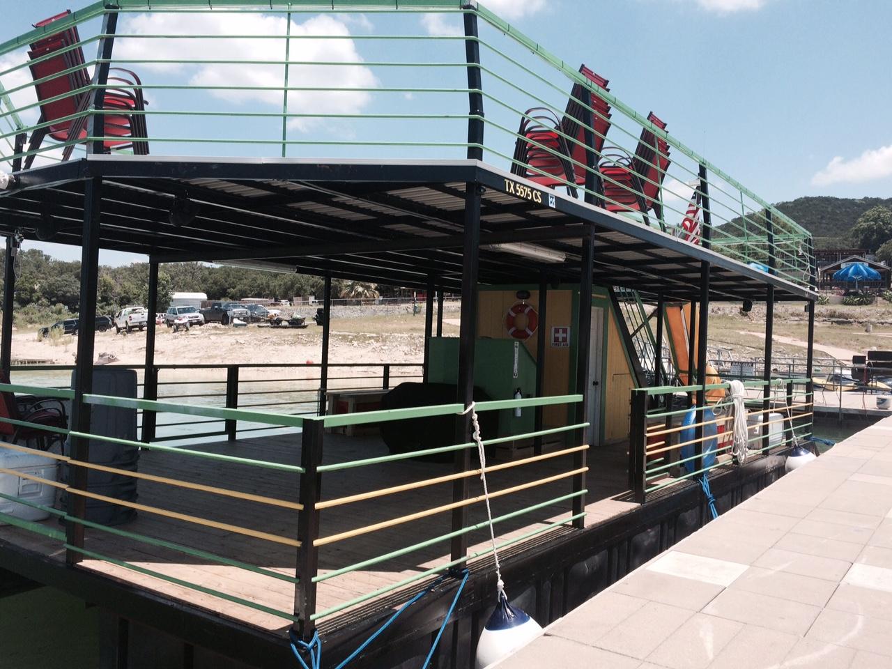 Island Time Boat Rental Austin Texas