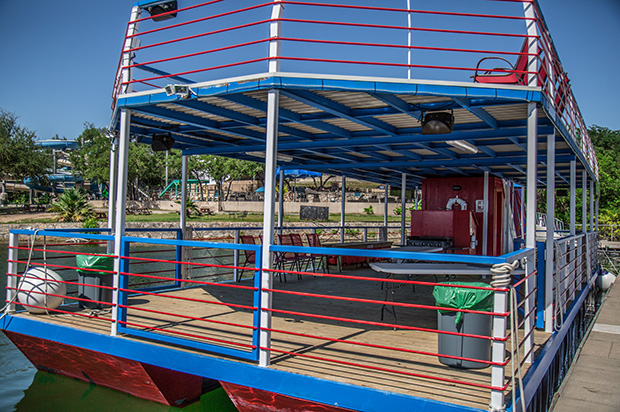 Lake Travis Party Boat Rental | Party Barge Rental Lake Travis