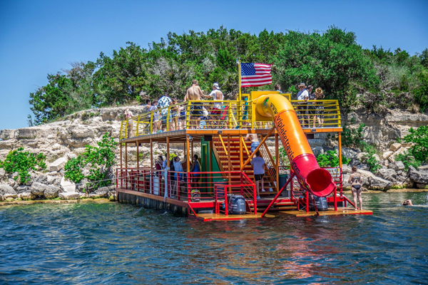 Enjoyable Lake Travis Party Boat Rental Party Barge Rental Lake Travis Home Interior And Landscaping Spoatsignezvosmurscom