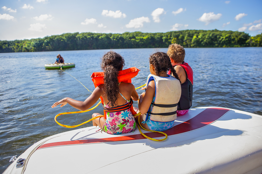 Top 5 Family Friendly Activities on Lake Travis