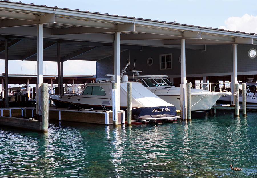 Wet Slip Dry Slip Or No Slip What You Need To Know About Housing Your Boat